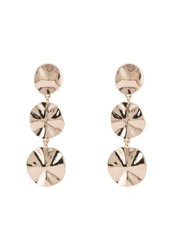 Vero Moda gold Mimi Earrings 27667AC174F317GS_1