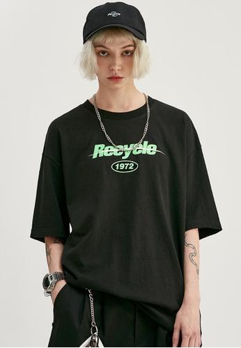Twenty Eight Shoes Trend Printed Short T-shirt 1122S20 62362AA6810760GS_1