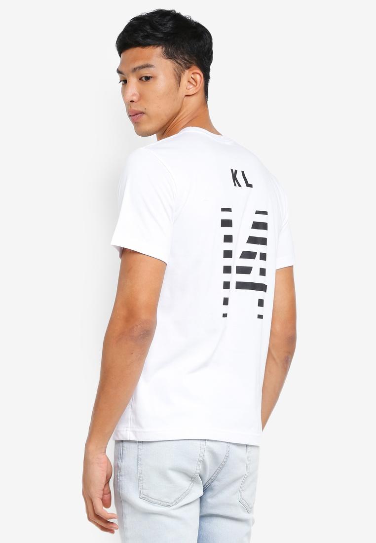 White Kuala Lumpur Identimetry Lumpur Klozet T Kuala Shirt xWXwSq0