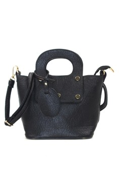 Leticia Minnie Hand Bag with Sling
