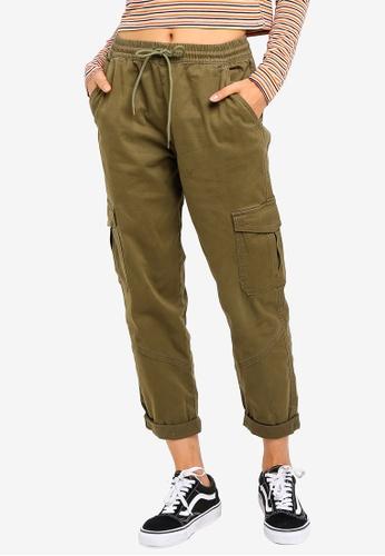 95cf1d322c624 Buy Cotton On Rolled Hem Chino Pants Online on ZALORA Singapore