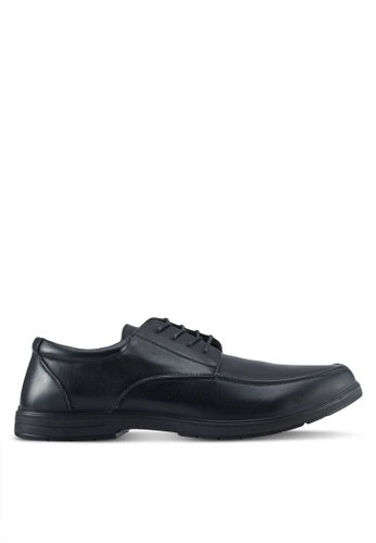 Bata black Ineek-Lb Dress Shoes F049ASH817FA08GS_1