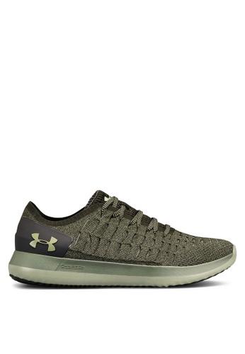 Under Armour grey UA Slingride 2 Shoes FC8A2SH75C24B4GS_1