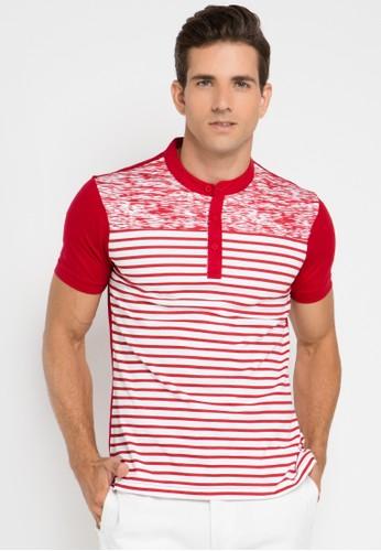 OTO ONO red Short Sleeve OT276AA0ULX4ID_1