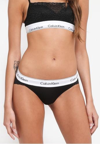 Calvin Klein black Bikini Panties - Calvin Klein Underwear E4867USA594F33GS_1