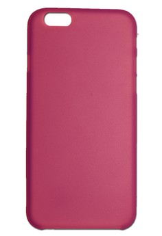 JuiceItph Premium Jelly Case for iPhone 6 (4.7) Pink Color