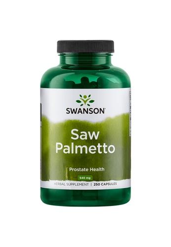 Pure & Well SWANSON SAW PALMETTO 540 MG 250 CAPS D9E99ES4FDA536GS_1