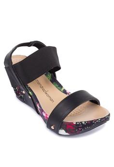 Brice Wedge Sandals