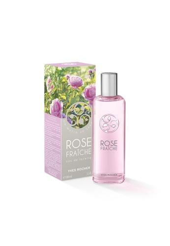 Yves Rocher pink FREE GIFT - Fresh Rose Eau de Toilette -100ml YV460BE36GCTSG_1