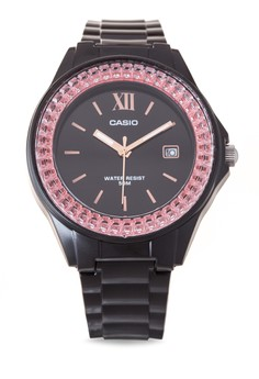 Analog Watch LX-500H-1EVDF-BLACK