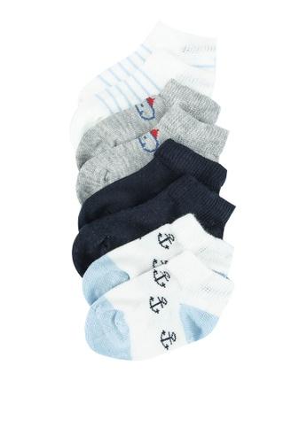 LC Waikiki multi 4-pack Baby Boy?s Bootie Socks 8DF68KABC9E994GS_1