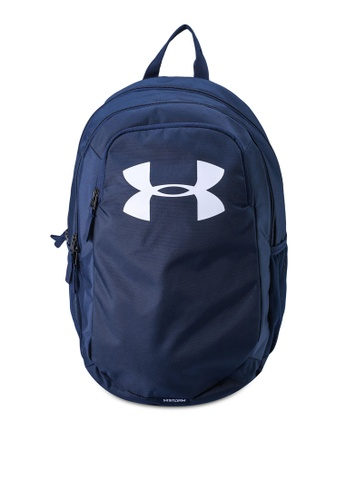Under Armour blue UA Scrimmage 2.0 Backpack 4641DACED353EEGS_1