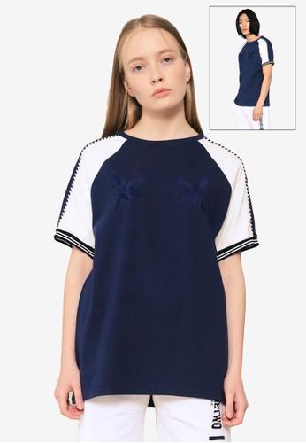 9 by 9esprit高雄門市1,2 Beetlebum 紀念T 恤, 服飾, 上衣