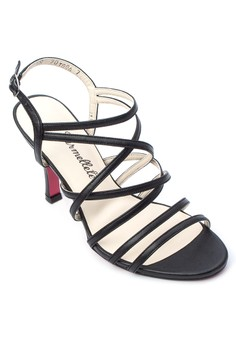 High Heeled Strappy Sandals