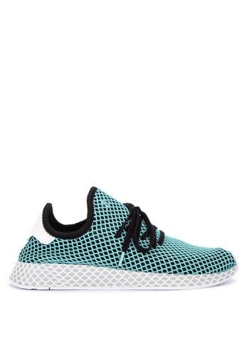 timeless design a1f1a 0a4ef adidas blue adidas originals deerupt runner parley 0FA34SHD1BC9B3GS 1