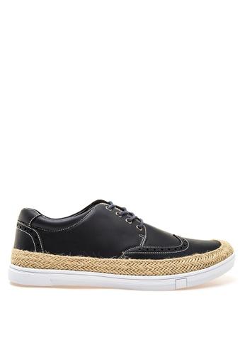 Preview navy Men's Smart Casual Shoes PR211SH26GONPH_1