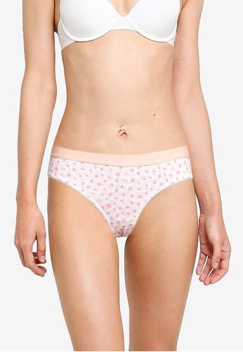 Cotton On Body pink Organic Cotton Bikini Brief 9209CUS9203053GS_1