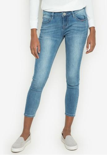 Hot Kiss navy Ladies Pants Jeans HO592AA0JSDFPH_1