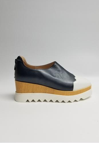 Zafiti multi Platform Flats Shoes 427A3SH8A9D7DBGS_1