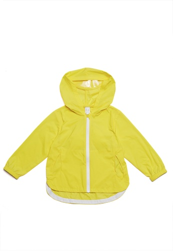 Kingkow yellow Long Sleeve Windbuster 1.5-2.5 years 9073CKA1E88803GS_1