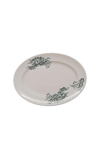 "Claytan Kopitiam Series - 12.1"" Oval Platter E8C63HL895250DGS_1"