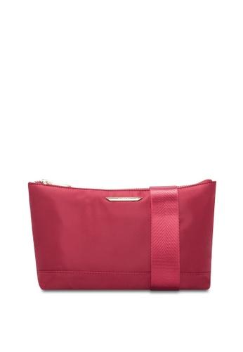 VINCCI red Shoulder Bag 4F2C5ACBECD3FEGS_1