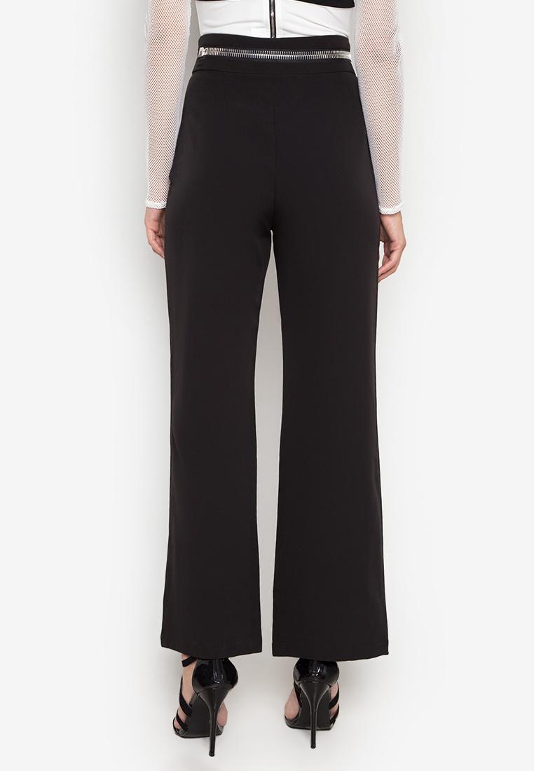 NOBASIC Zoey Black Pants NOBASIC Zoey Zipper 16x5Bq