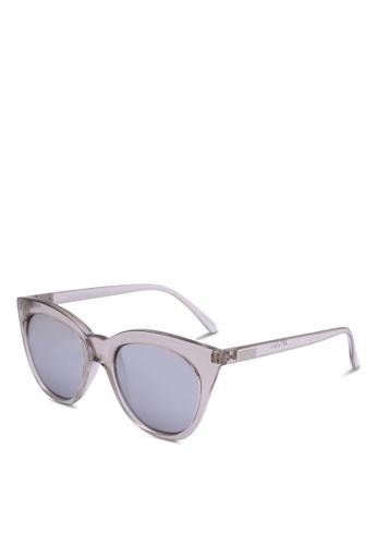 Le Specs beige Halfmoon Magic 1502114 Sunglasses 06B73GL59C95F1GS_1