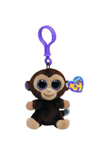 TY multi TY - Beanie Boos Coconut Monkey - Keychain 8C485THFCB1E04GS_1
