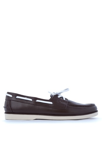 Easy Soft By World Balance brown Malibu Boat Shoes   EA034SH95UOAPH_1