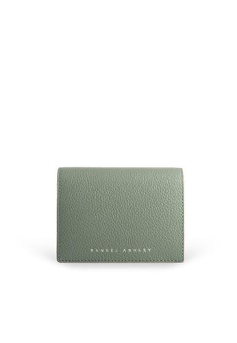 Samuel Ashley green Ellery Bifold Wallet - Light Mint 1D9C9ACA261792GS_1
