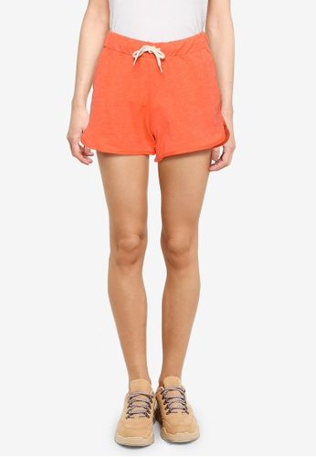 LC Waikiki orange Elastic Waist Shorts 53634AA187456DGS_1
