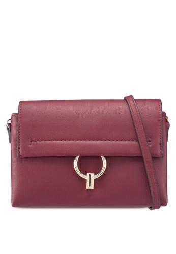 5a5d48464b47 Shop MANGO Ring Flap Bag Online on ZALORA Philippines