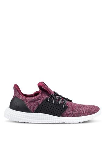adidas red adidas adidas athletics 24/7 w AD372SH0RS8SMY_1