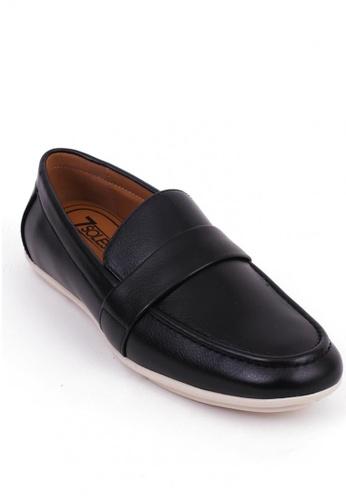 7soles black Denzel Mens Casual Shoes 6C5DBSH34D51E2GS_1