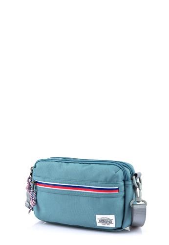 American Tourister blue American Tourister Blake Utility Bag CBB7FAC5E68DDBGS_1