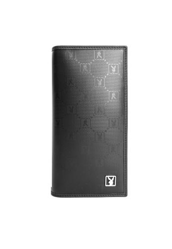 Playboy grey Playboy Bi-Fold Long Wallet F0317AC01F72F5GS_1