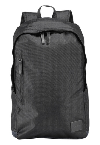 Nixon black Nixon - Smith Backpack SE - Black Wash NI855AC44KGLSG_1