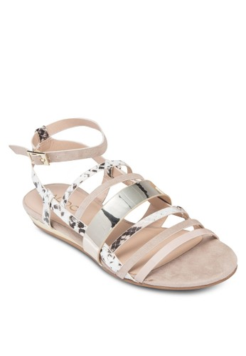 Alisabeth  羅馬涼鞋, 女aldo 飾品鞋, 鞋