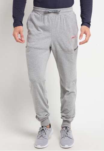 2GO grey Jogger Trackpants 2G138AA0V5T3ID_1