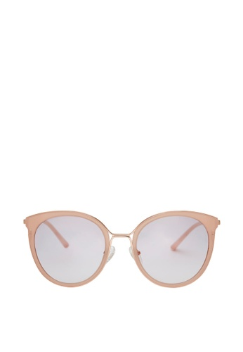 Carin pink and gold and beige Madeleine C2 Sunglasses 44821GL71F75D0GS_1
