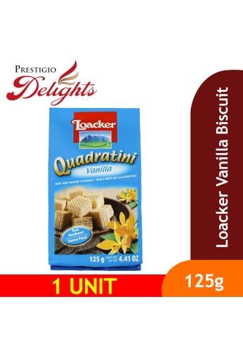 Prestigio Delights Loacker Vanilla Biscuit 125g DA67BESBF2CC9BGS_1