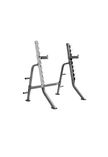 LIVE UP AND LIVE PRO. silver Liveup Squat Rack 543C4SEADE8D84GS_1