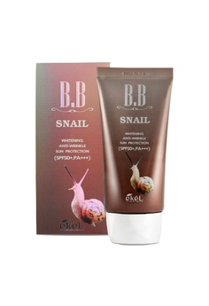 d158402cdd84 Ekel Snail BB Cream 50ml Whitening Anti-wrinkle Sun protection SPF50+ PA+++  F8172BE2D7BFB6GS 1