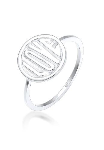 Love 925 純銀esprit hk戒指, 飾品配件, 戒指