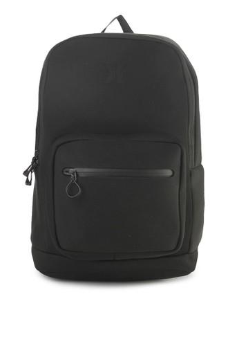 hurley black Neoprene Backpack E1B3DAC9E1D594GS_1