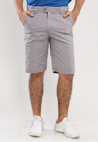 Bossini Men grey Reversible Shorts 0F8E6AAA11A732GS_1