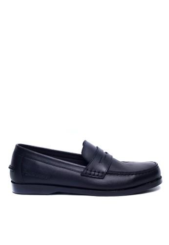 Toods Footwear black Humblepaps Penny - Hitam TO932SH67QPWID_1