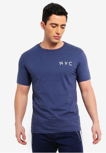 Cotton On blue Urban T-Shirt 5D137AAF6C5C85GS_1