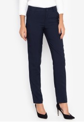 Well Suited blue Cigarette Trousers D17A7AADFE7865GS_1
